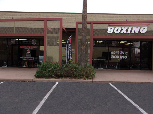 IronGloves Boxing Exterior