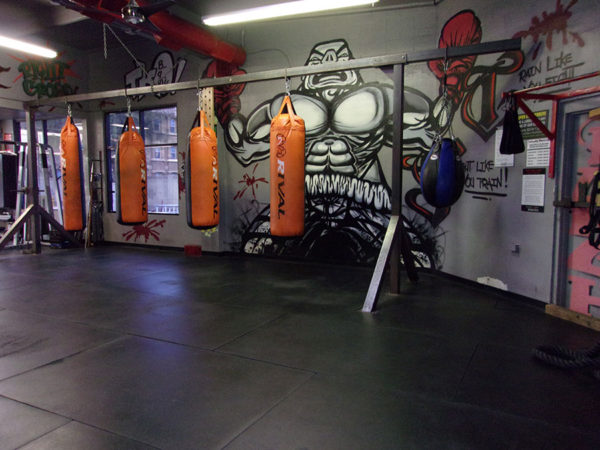 IronGloves Boxing Bags
