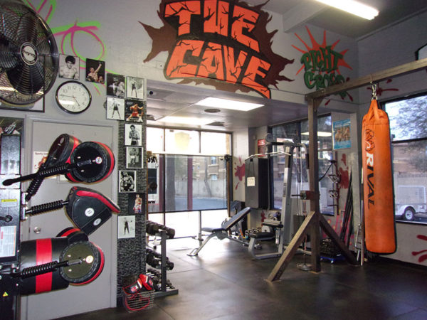 IronGloves Boxing Gym Cave