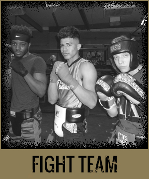 IronGloves Fight Team