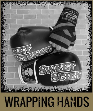 Boxing Wrapping Hands How To Video