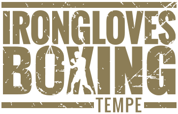 IronGloves Boxing Gym in Tempe Logo