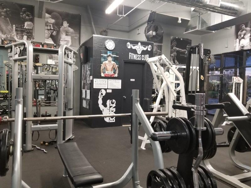IronGloves Boxing Gym Fitness Club
