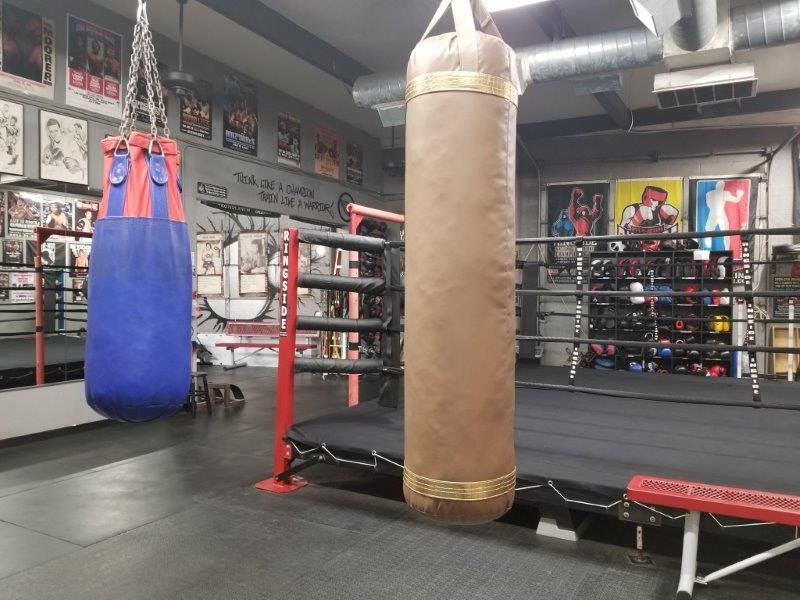 IronGloves Boxing Gym Old School Heavy Bag