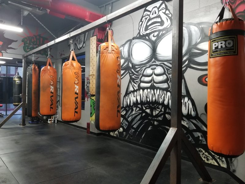 Boxing | IronGloves Boxing Gym in Tempe