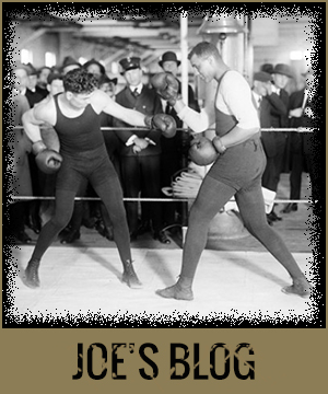 Joe's Boxing Blog